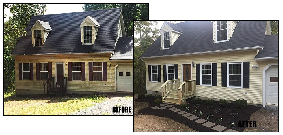 Update Your Homes Curb Appeal