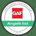 GAF - Certified Contractor