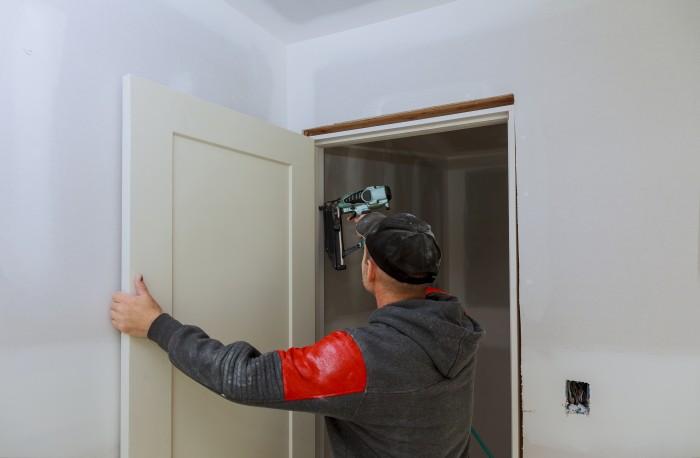 NuHome Exteriors Door Replacement Service